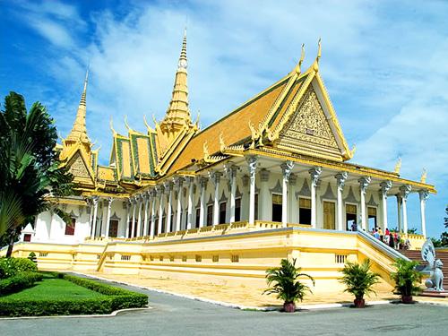 Cung điện Hoàng gia Campuchia