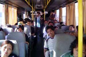 Du lịch Campuchia bằng xe Buýt